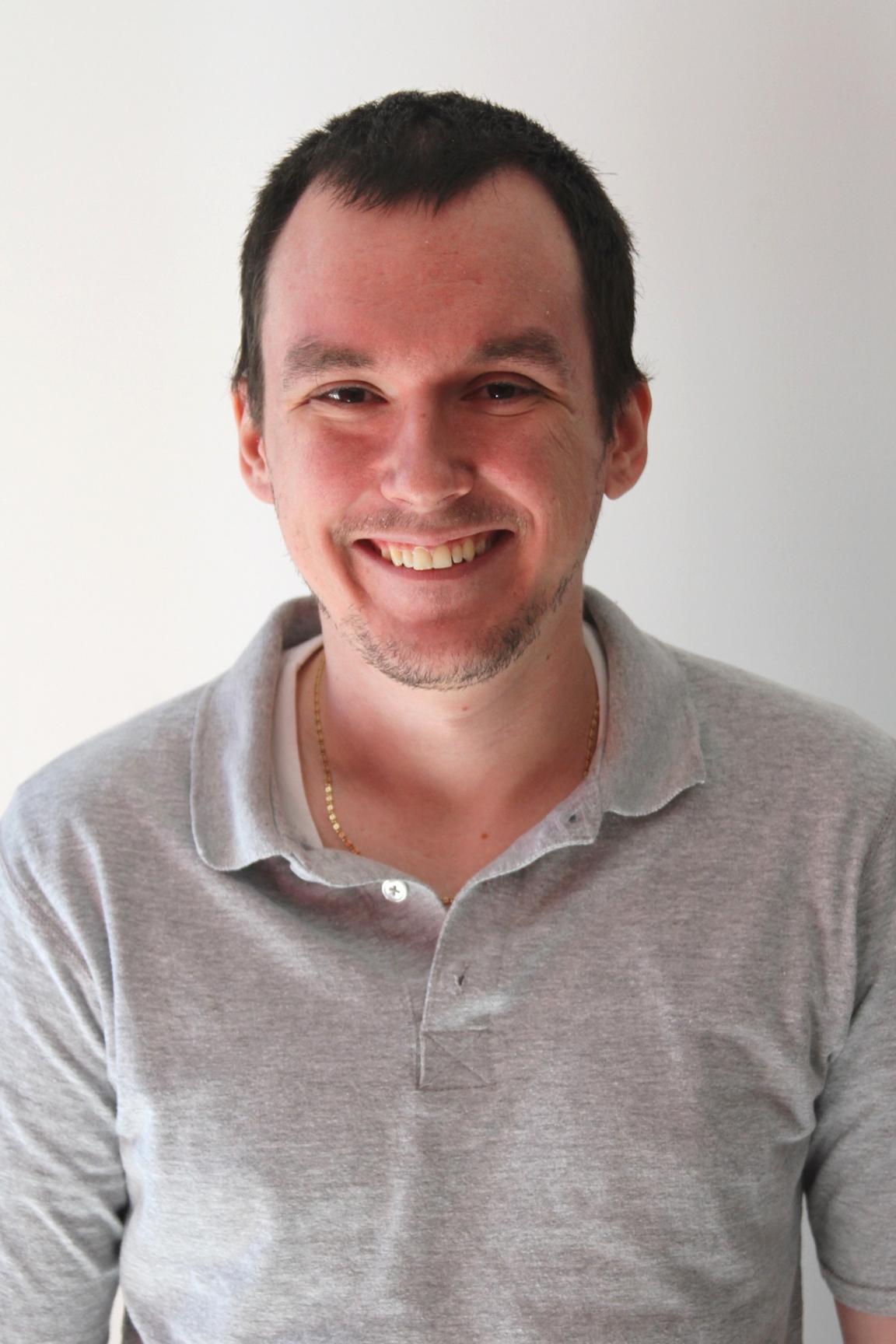Aaron Carter Integrated Applied Mathematics Phd student
