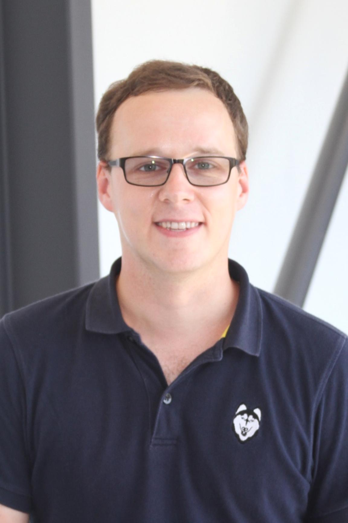 Jakub Michel Statistics PhD student