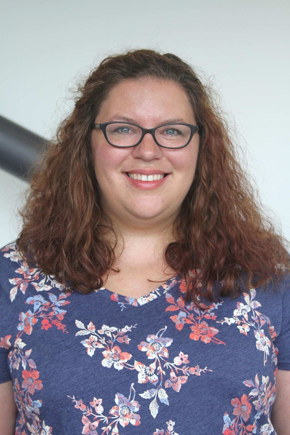 Melanie Vining Graduate Student TA