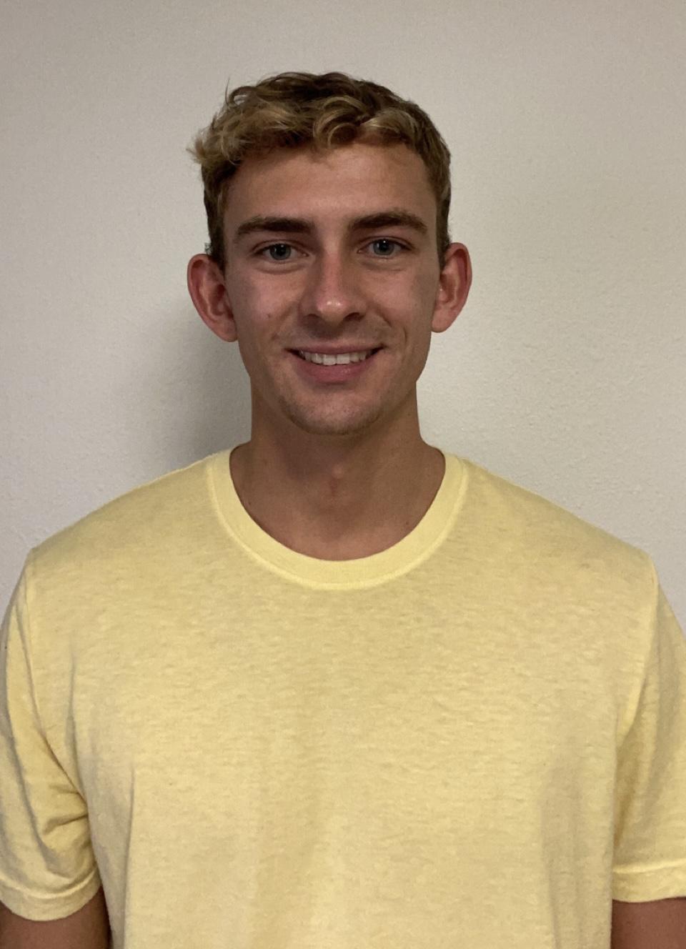 Jack DeGroot, Statistics PhD student