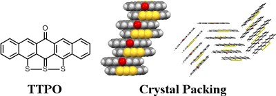 crystal pattern structure