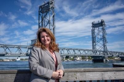 Dr. Erin Bell, The Living Bridge
