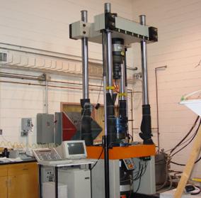 UNH Testing Machine