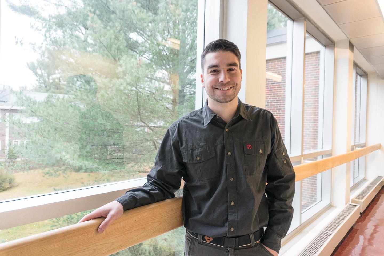Jackson Kaspari, Chemistry Graduate Student