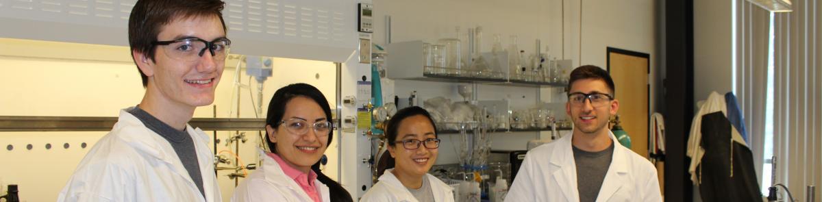 chemical engineering lab