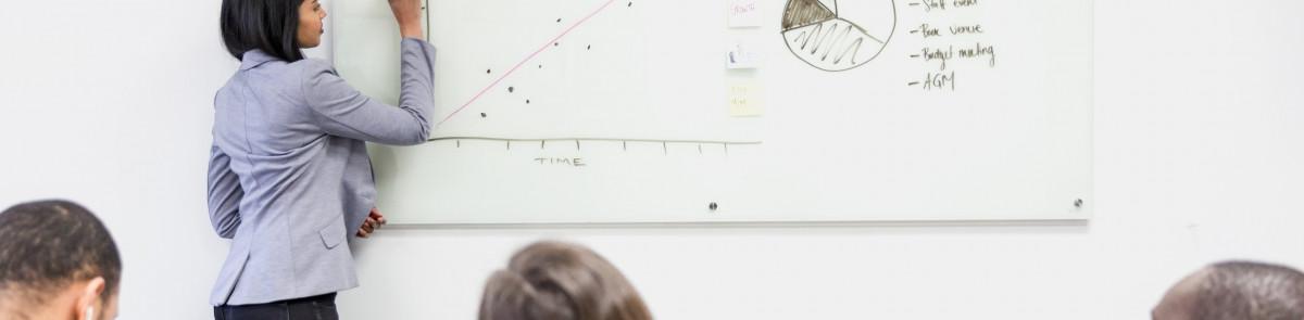 Stats at the board