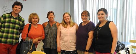 teacher group