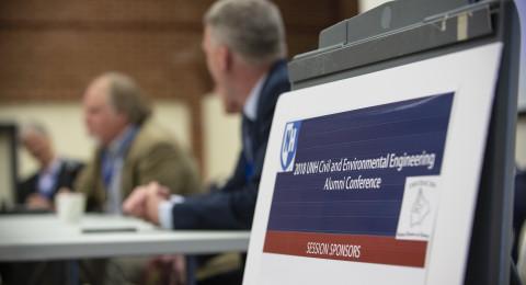 2018 Alumni Conf Sign