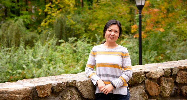 Graduate Student Ruiwen Chen