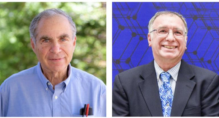 Prof. Art Greenberg & Prof. Sterling Tomellini