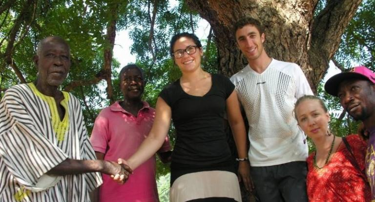 ceps students in ghana