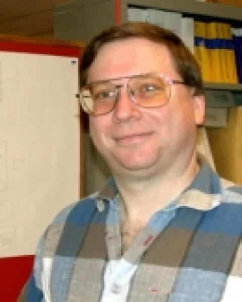 Picture of the professor