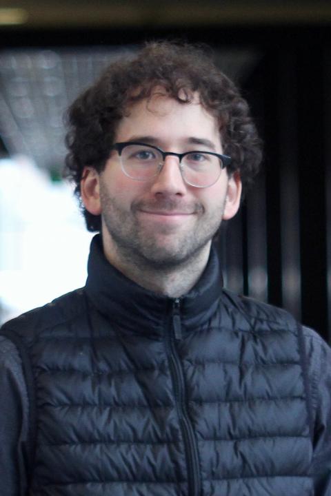 David Benson, PhD in Mathematics