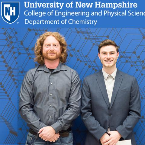 2018 Chemistry Award ceremony