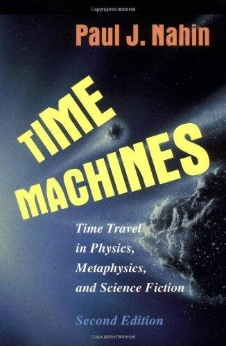 Time Machines cover