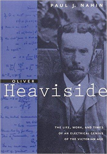 Oliver Heaviside cover