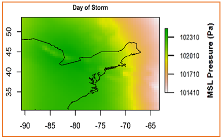 day of storm map