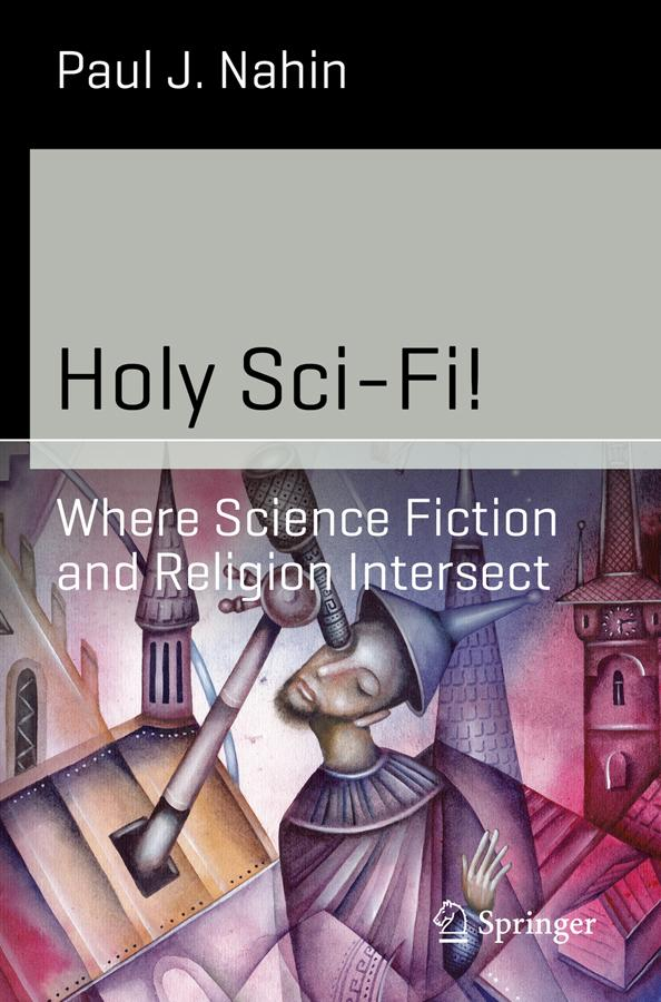 Book cover Holy Sci-Fi